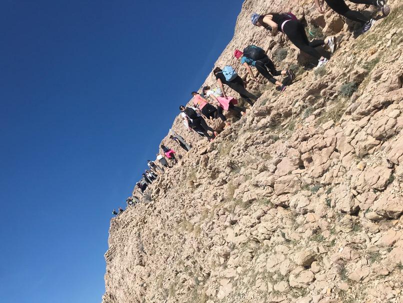 trekking all'aperto novalja sentieri di pietra